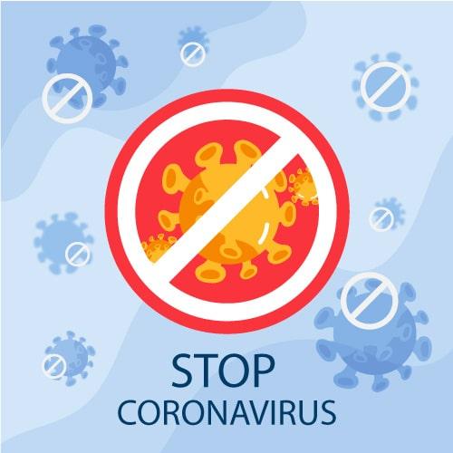 新型コロナウィルスに対する緊急事態宣言対応について